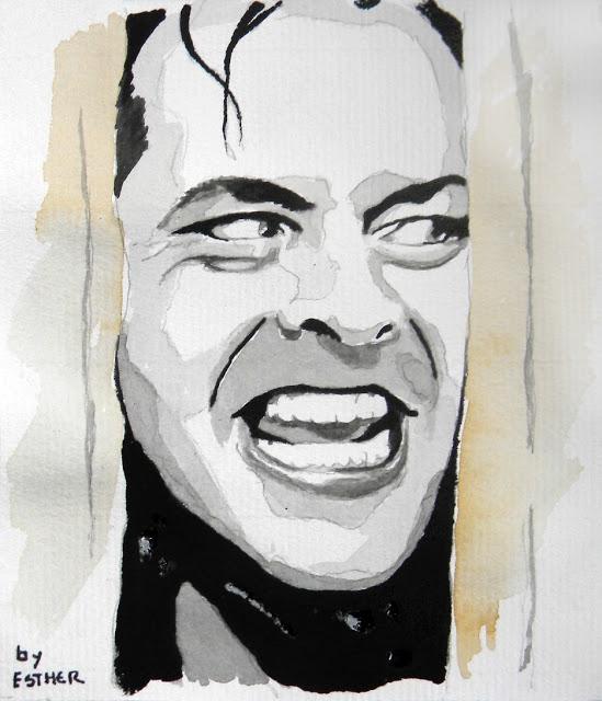 Jack Nicholson par Estherproductos